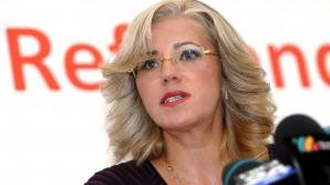 CORINA CRETU, confirmata de Juncker pentru PORTOFOLIUL POLITICII REGIONALE - surse