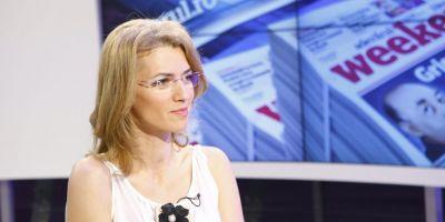 Alina Gorghiu, la Adevarul Live: Sunt doi competitori care vor intra in turul al doilea, Victor Ponta si Klaus Iohannis
