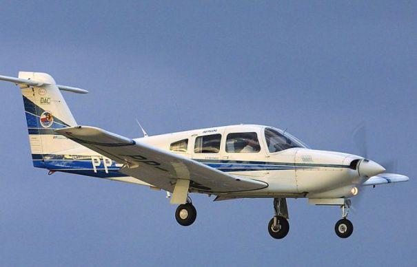 Un avion de mici dimensiuni, care nu mai raspundea la apelurile radio, s-a prabusit in largul Jamaicai