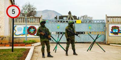 Rusia transforma Crimeea intr-o fortareata militara