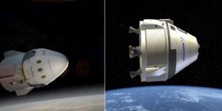 NASA revine in prim-plan