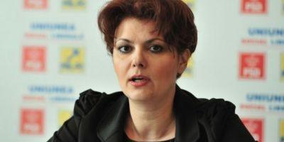 Primarita Olguta, limbaj de peremista pe Facebook in atacurile lansate lui Iohannis