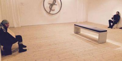 VIDEO Doi cersetori romani au ajuns exponate intr-o galerie de arta din Suedia