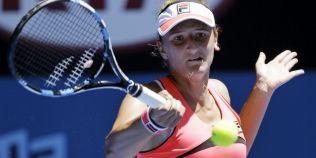 Irina Begu a pierdut greu in America, in sferturile de finala de la Charleston