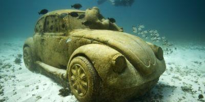 Cele mai ciudate muzee din lume: de la cel al relatiilor esuate la cel subacvatic