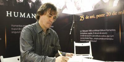 Mircea Cartarescu, la Bookfest: