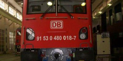 FOTO Producatorul trenului electric construit in premiera in Romania va livra la export locomotive de 23 de milioane de lei