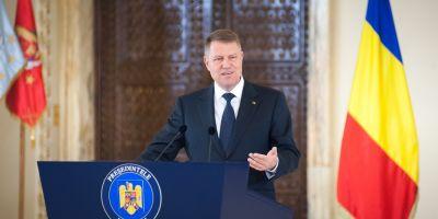 Presedintele Klaus Iohannis a aprobat pensiile speciale pentru angajatii Parlamentului si pentru diplomati