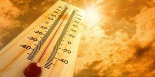 Cod galben de canicula in noua judete, unde temperaturile vor fi de 38 de grade Celsius la umbra