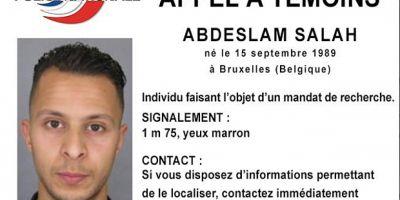 Presa: Salah Abdeslam a cumparat aproximativ zece detonatoare in regiunea pariziana