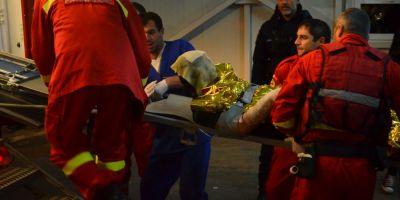 Tragedia din Colectiv. Inca o persoana ranita in incendiul din clubul bucurestean a fost transferata in Austria