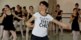 Simona Noja a revolutionat Scoala de Balet a Operei de Stat din Viena: Provocarea mea e sa-i conving pe oameni ca se poate