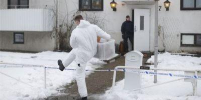 Crima la un centru de azilanti din Suedia: o angajata de 22 de ani a fost injunghiata mortal. Un refugiat de 15 ani este principalul suspect