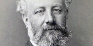 Celebrul Jules Verne a avut o iubita de prin partile noastre VIDEO