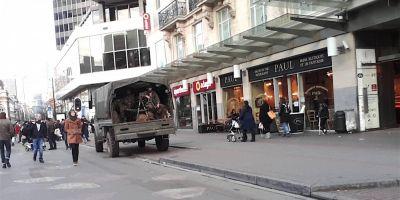 Atentate la Bruxelles. Trei suspecti, printre care si Faycal Cheffou, au fost inculpati pentru terorism dupa exploziile din capitala Belgiei