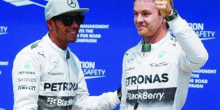 Formula 1: Nico Rosberg a castigat Marele Premiu al Bahrainului, Vettel n-a mai prins nici startul
