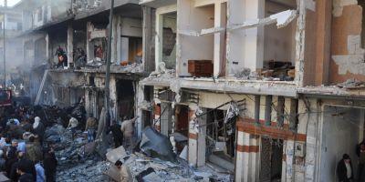 Siria: Militii inarmate de Pentagon se lupta cu cele inarmate de CIA