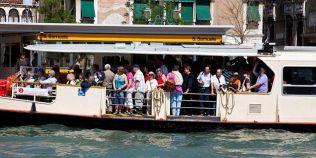 Transport pe apa cu prioritate pentru rezidenti, instituit in Venetia: motivul pentru care turistii vor fi pusi la respect