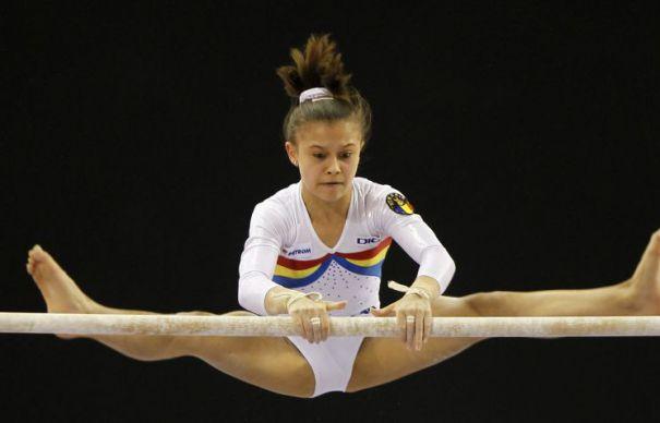 Gimnastele romance, rezultate dezamagitoare la Cupa Mondiala de la Doha