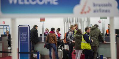 Cum au transformat teroristii aeroportul Zaventem din Bruxelles: cozi de cosmar, de peste trei ore, pentru o zona sigura
