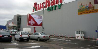 Auchan sustine ca datoria trecuta pe lista ANAF este o amenda aplicata de Consiliul Concurentei retelei Real