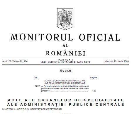 Comisia juridica a Camerei: Continutul actelor publicate de MO, accesibil permanent si gratuit in varianta online
