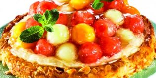 Cea mai buna prajitura cu pepene si migdale