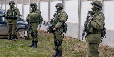 Provocari si tensiuni ruso-ucrainene