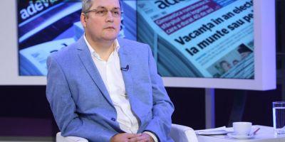 Dumitru Dobrev (USR), la Adevarul Live: Scopul Uniunii Salvati Romania e ca PSD sa nu ajunga la guvernare