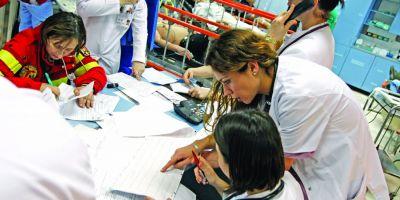 Medici, despre posibila lipsa a liniilor de garda in spitale: