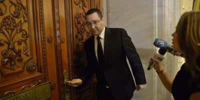 Scandalul presupuselor arme nucleare transferate din Turcia: Ponta cere ancheta parlamentara