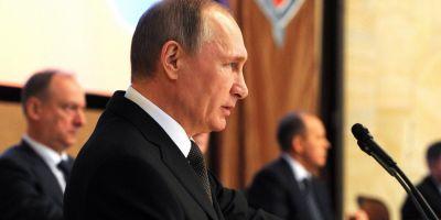 Putin, pe urmele lui Stalin. Va reinfiinta Ministerul Securitatii Statului inainte de alegerile prezidentiale din 2018