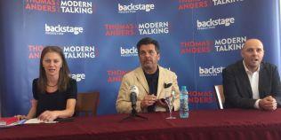 Thomas Anders si Modern Talking, la Cluj. Uimit de efectul pe care-l are muzica sa asupra oamenilor: