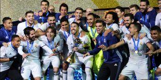 Fabrica de trofee: Cristiano Ronaldo si Zidane duc Realul intr-o noua
