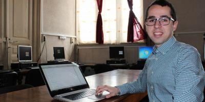 Studentul din Targu Jiu care a castigat locul I din Londra la un concurs international de informatica