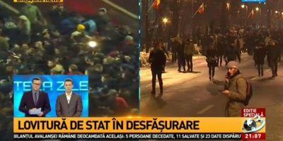 Primele reactii din CNA dupa derapajele grave de la Antena 3 si Romania TV din seara protestelor: membrii recunosc ca institutia este ineficienta si nefunctionala