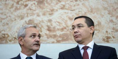 Victor Ponta il ataca din nou pe Liviu Dragnea: Prezinta public toate lucrurile pozitive - cele negative le lasa pentru bietii ministri