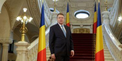 Presedintele Iohannis, acuzat de