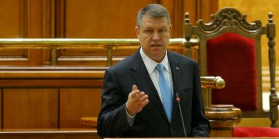 Iohannis, catre PSD: