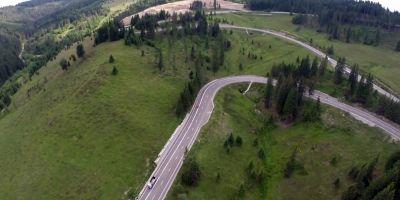 Groapa de gunoi din Pasul Mestecanis nu are o cale de acces legala: CJ Suceava mai are nevoie de o bucata de teren pentru finalizarea drumului