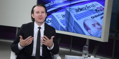 Florin Citu, la Adevarul Live: PSD ne duce spre un ROEXIT economic. Distribuie bani care nu exista. Nu inteleg la multi liberali frica de competitie
