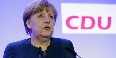 Test electoral pentru Angela Merkel in cel mai mic land al Germaniei