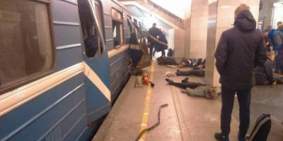 Teorii conspirationiste dupa atacul de la metroul din Sankt-Petersburg