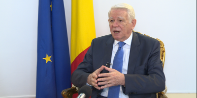 VIDEO INTERVIU Teodor Melescanu: