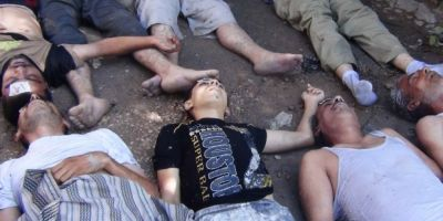 Statul Islamic acuza Rusia ca a atacat cu gaz sarin in apropiere de Palmira