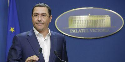 Ponta: Doamna ministru de Interne nu si-a delegat atributiile. Azi era la birou, am vorbit cu ea. Trebuie sa pastram barca pe apa