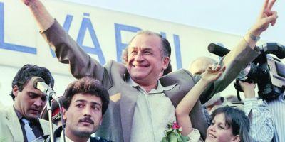 Cum l-au sprijinit serviciile secrete pe Ion Iliescu in 13-15 iunie 1990