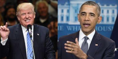 The Washington Post: CIA l-a informat pe Obama din august ca Putin a ordonat ca Trump sa fie ajutat sa obtina o victorie in alegeri