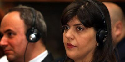 Deutsche Welle: Inregistrarea in care Laura Codruta Kovesi preseaza pentru a obtine mai multe rezultate pare mai curand autentica