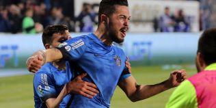 CFR Cluj a invins campioana FC Viitorul, scor 2-0, in etapa a doua a Ligii I. Boli a trimis mingea in propria poarta